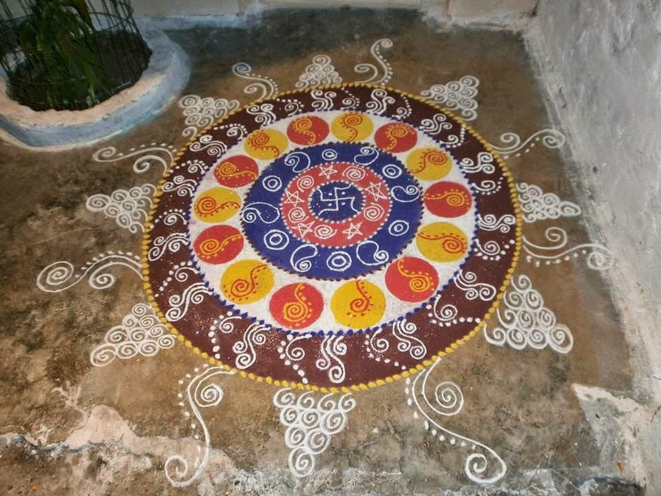 Rangoli Diwali Collection 31