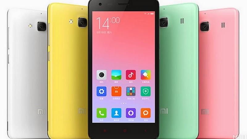 Perbedaan Xiaomi Redmi 2 dengan Redmi 2A