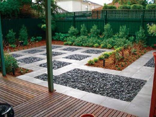 Dise o de jardines parques y jardines modernos y peque os - Jardines pequenos modernos ...