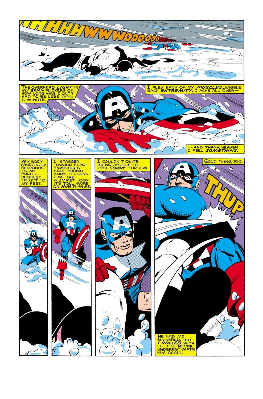 Captain America (1968) Issue #322 #250 - English 11
