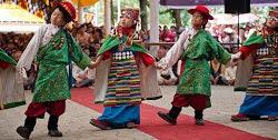 Dance Tibetan