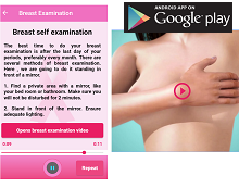 Most Useful App of the Week - VESNA BREAST CANCER SCREEN