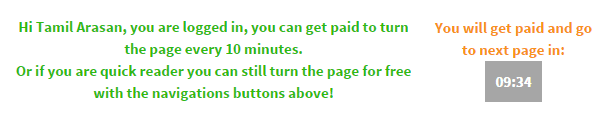 Wait for 10 minutes to activate the button on Paid Books