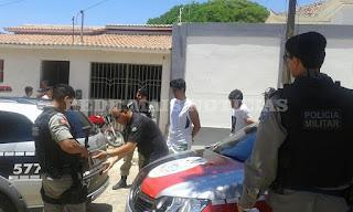 Agentes Penitenciários e PMs frustram tentativa de fuga na Cadeia Pública de Cuité