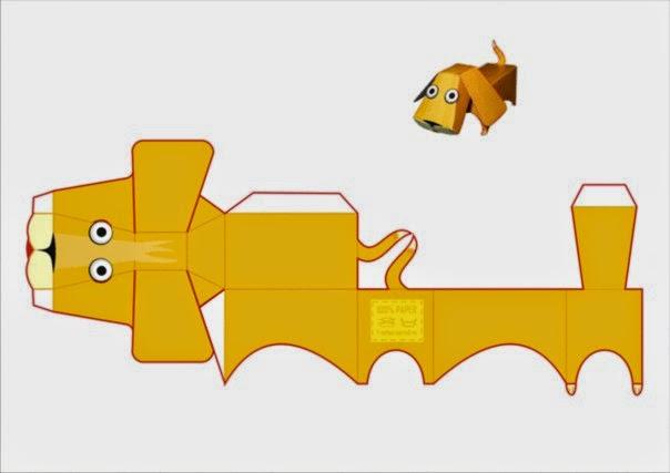 Как сделать объемные игрушки из бумаги