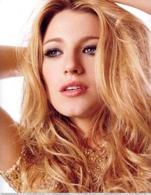 dream girl Blake Lively.