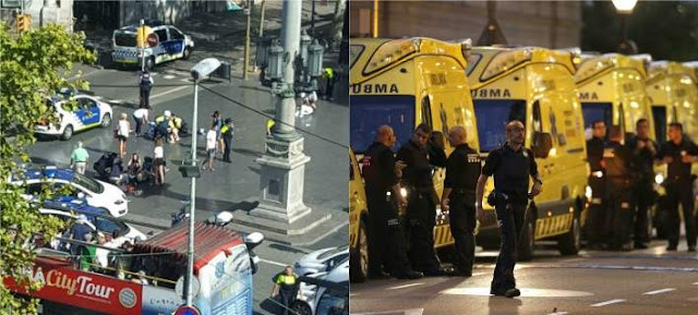 Βαρκελώνη: Κλινικά νεκρή η Ελληνίδα από την τρομοκρατική επίθεση