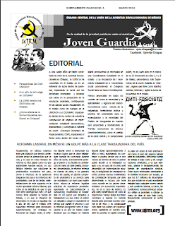 Joven Guardia Chiapas No 1