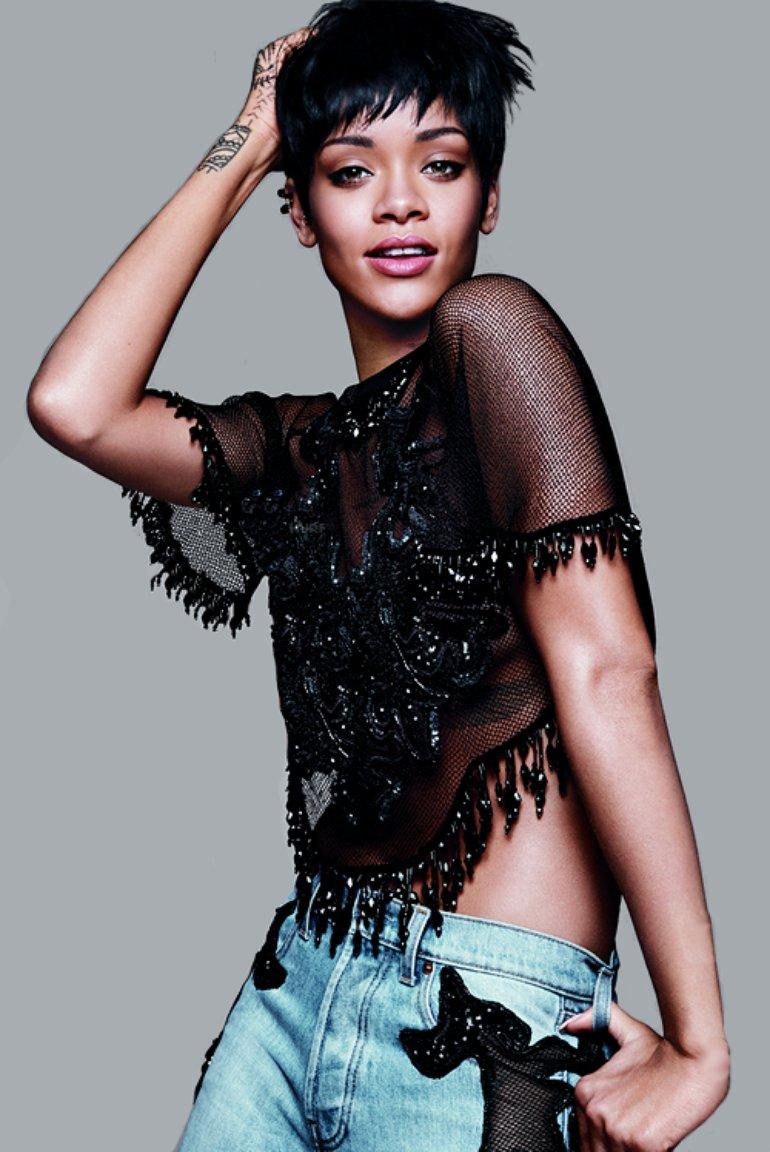 """Rihanna libera """"ANTI"""" de forma gratuita."""