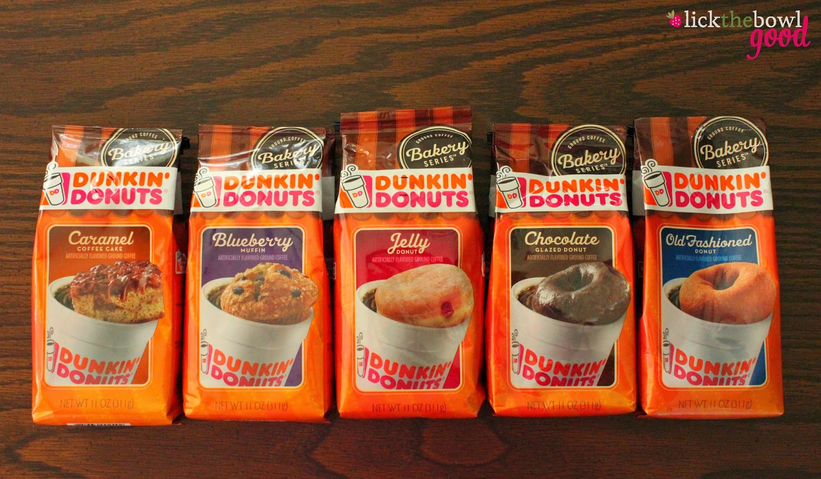 Lick The Bowl Good Dunkin Donuts Coffee Giveaway Closed