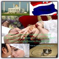 Pengurusan Nikah Di Thailand
