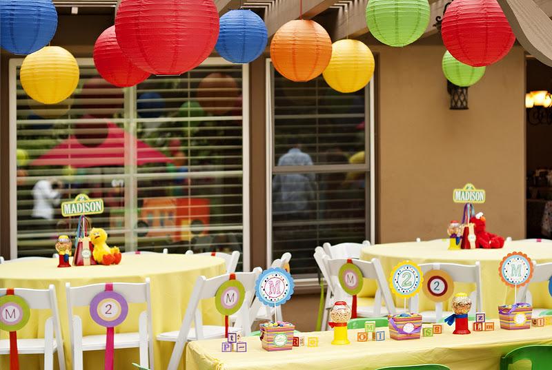Birthday Decoration Jungle theme