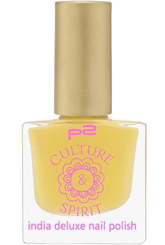 p2 Limited Edition: Culture & Spirit - india deluxe nail polish - www.annitschkasblog.de