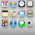 LabelAbove move o nome dos aplicativos acima dos ícones
