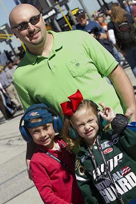 Festivity NASCAR in Texas