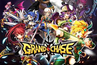 GrandChase M 1.0.0 Mod Apk (Mega Mod)