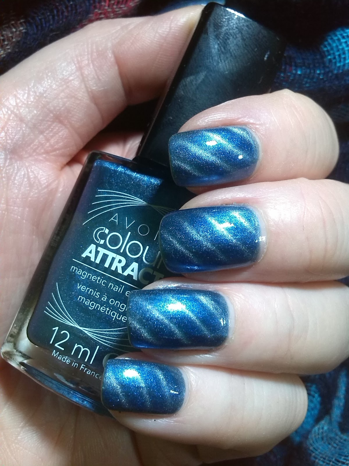 Avon Blue Attraction