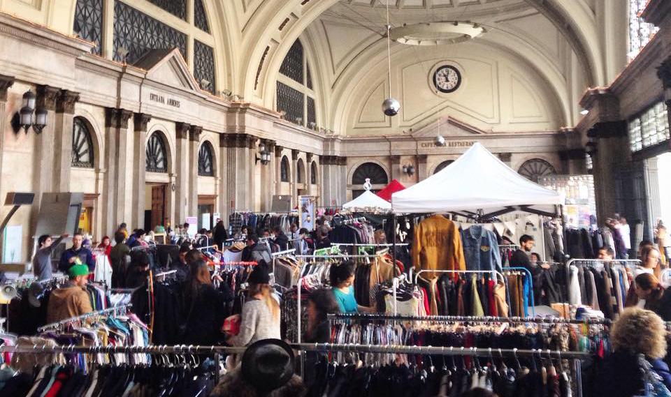 mercado, Lost&Found, segunda mano, barcelona, bcn, estación de francia, compras