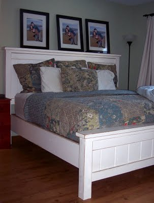 Modern Country Designs: Farmhouse Bed