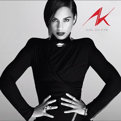 Alicia Keys: 'Girl on ... Alicia Keys Girl On Fire