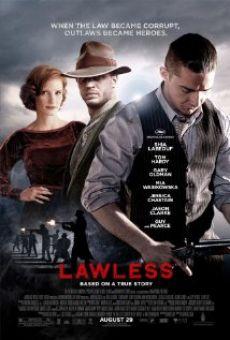 Luật Rừng - Lawless