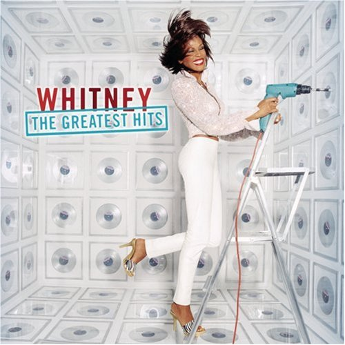 Capa do CD Whitney Houston - Greatest Hits