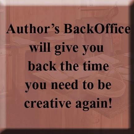 Author's BackOffice