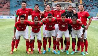 Indonesia vs Kamerun
