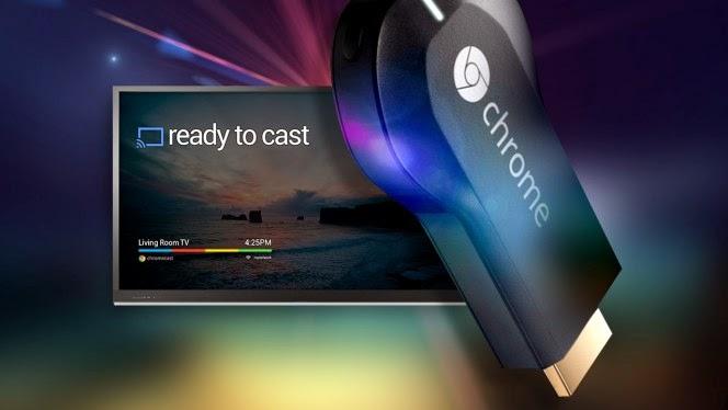 Las aplicaciones de Chromecast