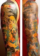 Porque no nos engañemos. El cuerpo humano ofrece muchas posibilidades. repor tatuajes brazo