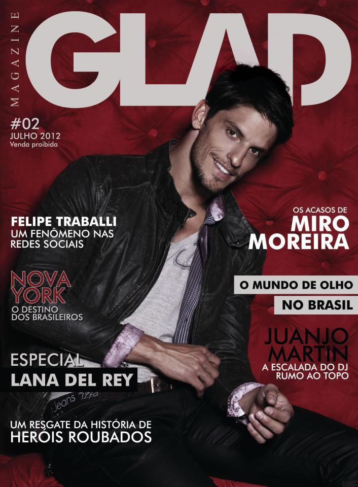 Revista Glad (Foto: Divulgação)