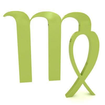 signo virgo en simbolo