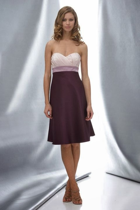 Sweetheart A-line with ruffle embellishment satin bridesmaid dress