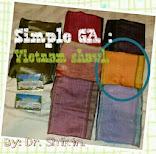 Simple GA: Vietnam Shawl.