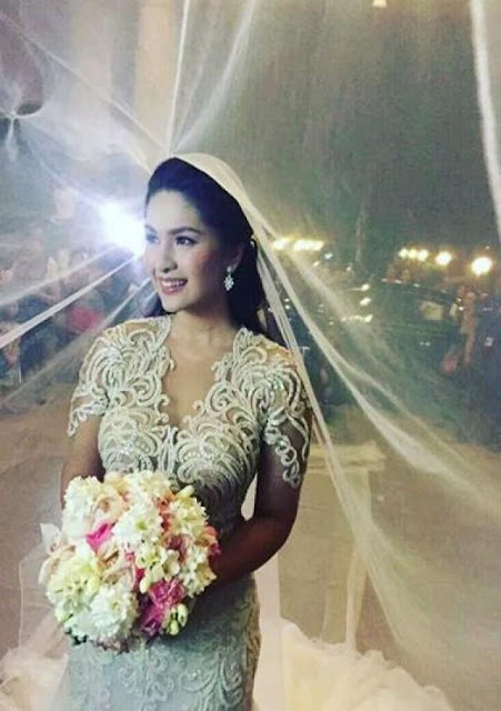 Vic Sotto Pauleen Luna Wedding at St. James the Great Parish
