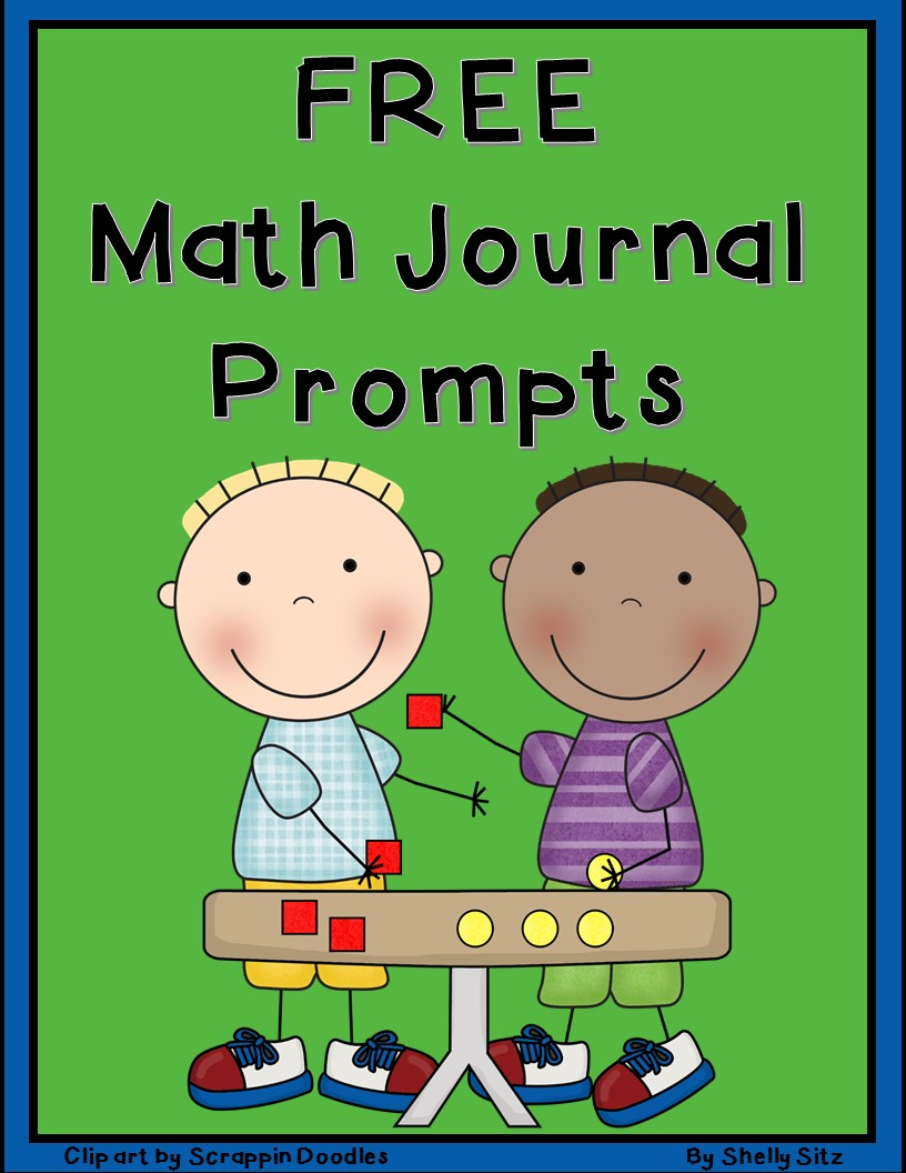 Smiling And Shining In Second Grade Math Journal Prompts For Second
