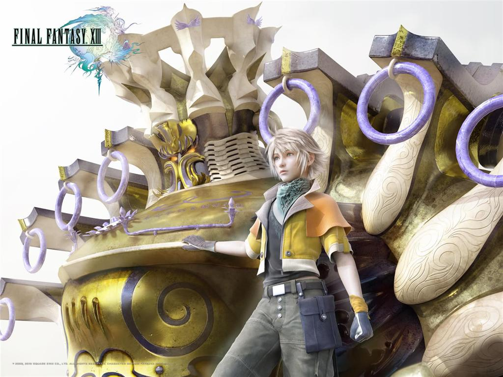Final Fantasy HD & Widescreen Wallpaper 0.647377437237209