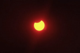 Gerhana Matahari 3 Nopember 2013