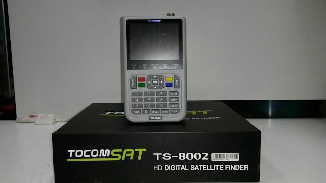 Tocomsat TS-8002