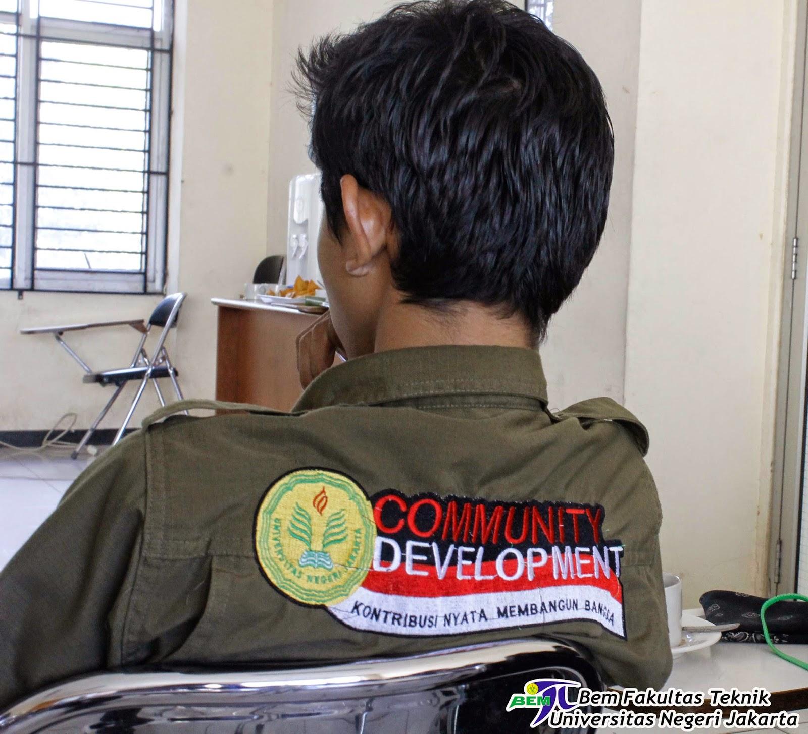 Diklat Relawan Comdev FT UNJ 2014