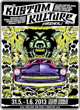Kustom Kulture Forever 2013