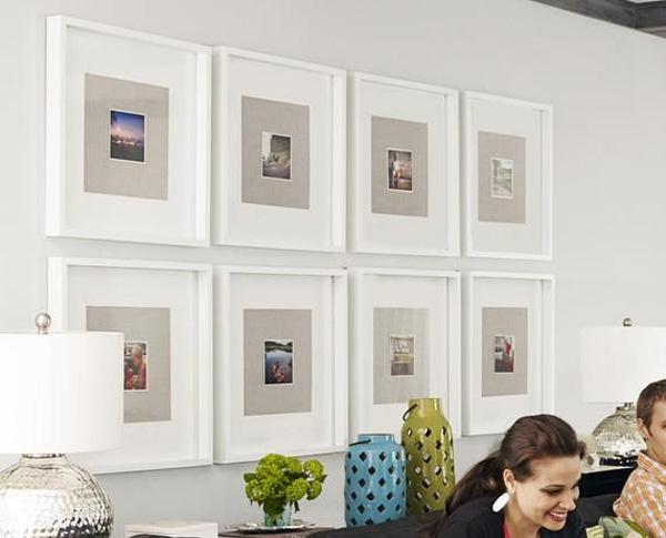 Instagram photo gallery wall interior design blog home decor 6