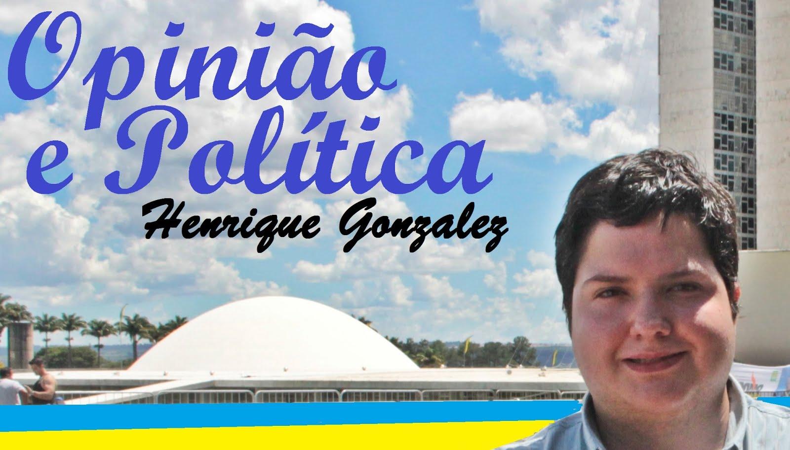 Blog Opinião e Política