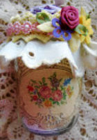 2012 Something's Special Vintage Spring Petite Jar Swap