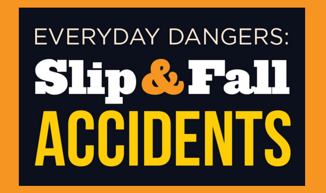 Everyday Dangers Of Slip And Fall Accidents