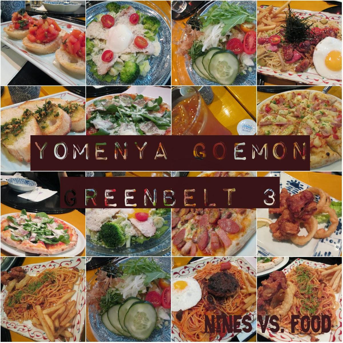 Nines vs. Food - Yomenya Goemon Greenbelt 3 - 1.jpg