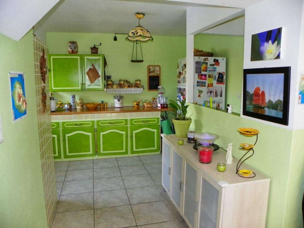 top decor d co cuisine comment repeindre sa cuisine soi m me. Black Bedroom Furniture Sets. Home Design Ideas