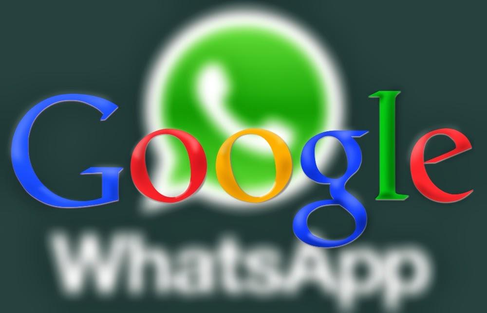 google whatsappı satın almak istememiş