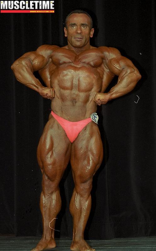 Worldwide Bodybuilders: Vintage Italian champion Flavio