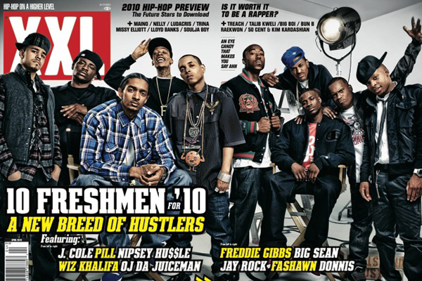 Freshman XXL 2012Xxl Freshman 2012